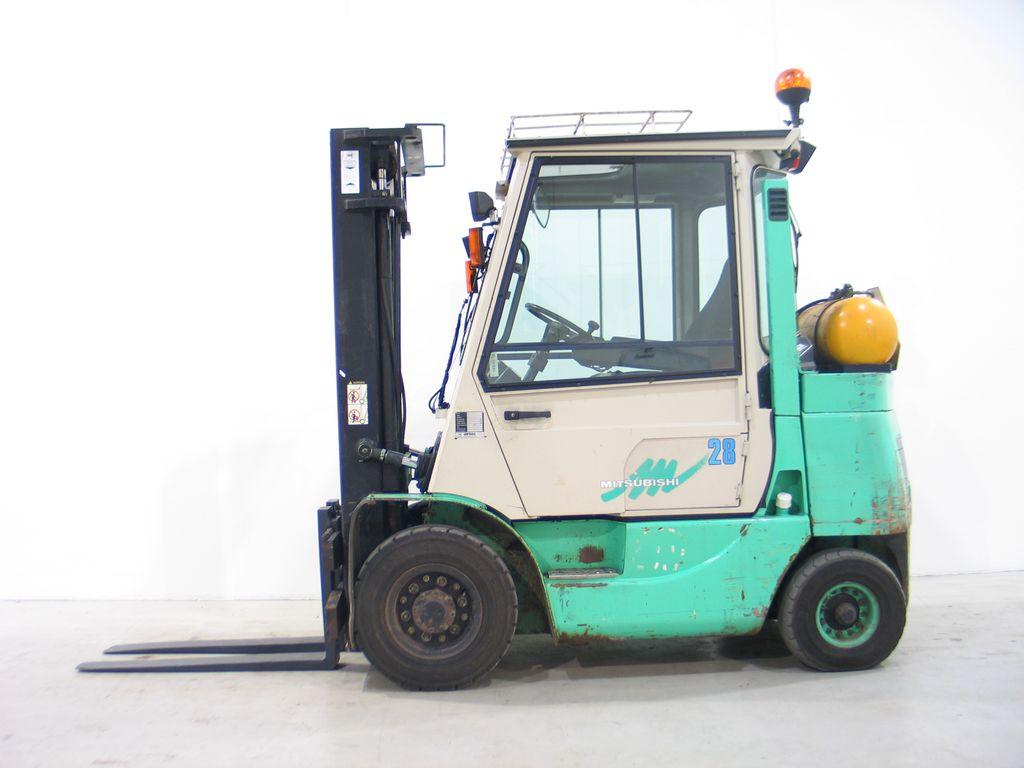 Chariot élévateur MITSUBISHI FG28T