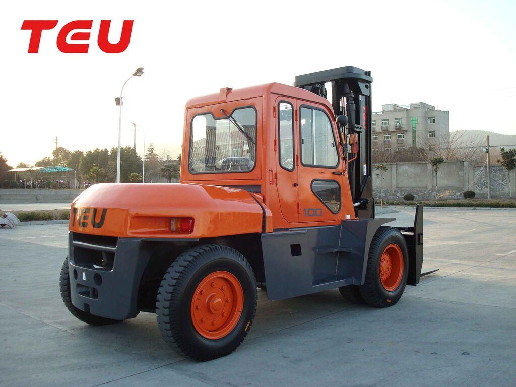 Chariot élévateur TEU FD100T