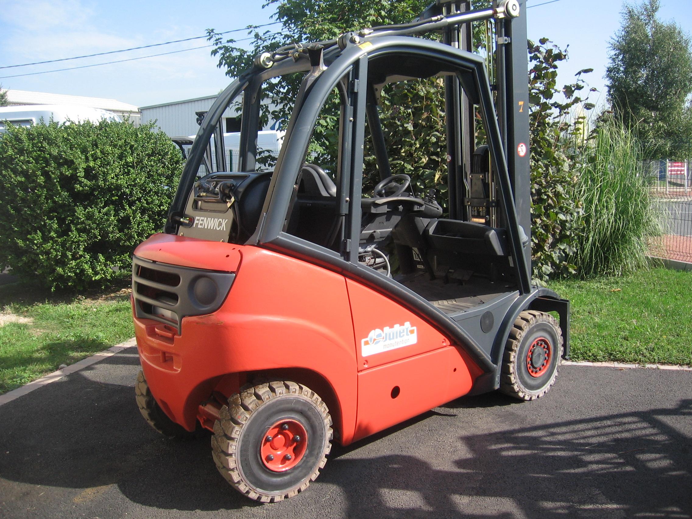 Chariot élévateur FENWICK H20T