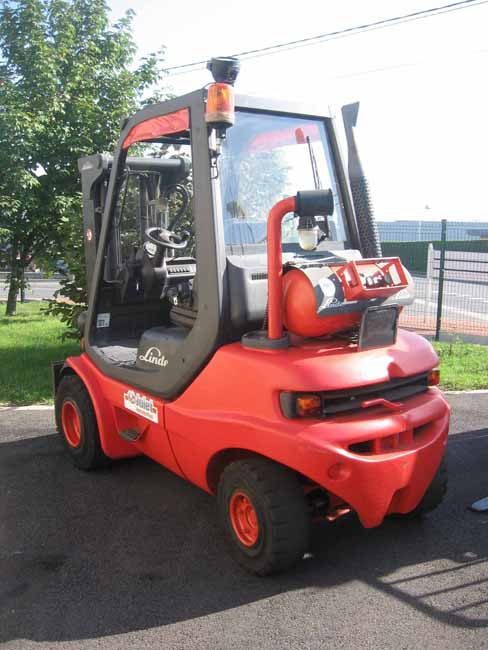 Chariot élévateur FENWICK H30T