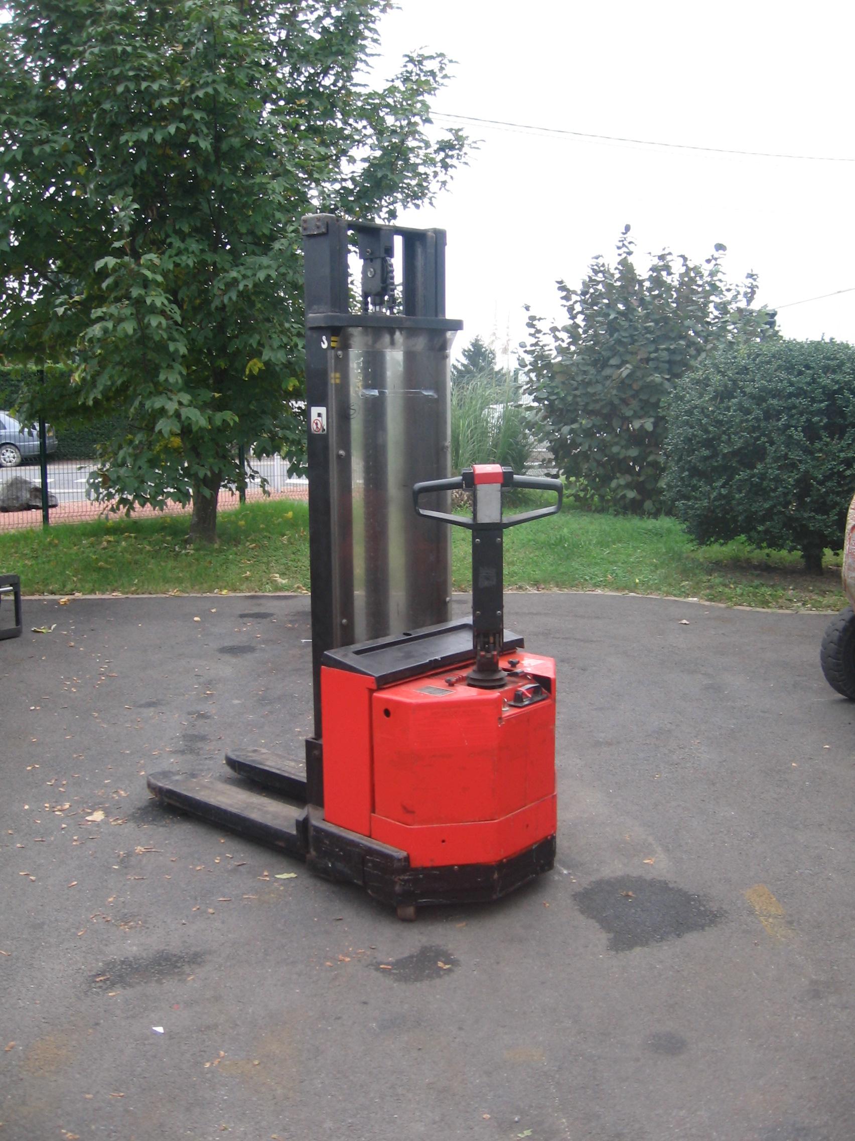 Chariot élévateur BT PPS1200MX/1